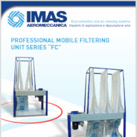 "Professional mobile filtering unit series ""FC"""